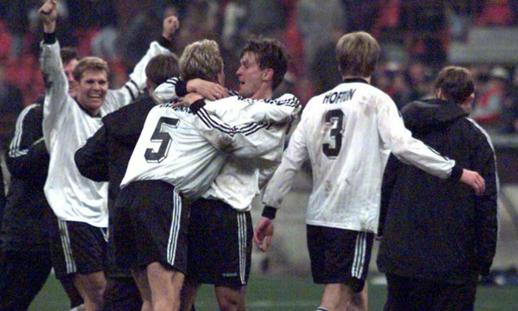 ARNE SCHEIES FAVORITT 1: Rosenborg slo AC Milan på San Siro og kvalifiserte seg for kvartfinalen i Champions League. Foto: VINCENZO PINTO/REUTERS/SCANPIX