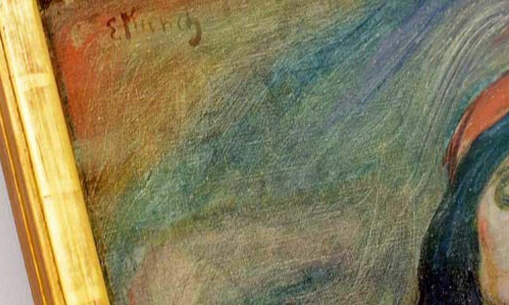 image: Dommerne satte Munch-kjennelse til side