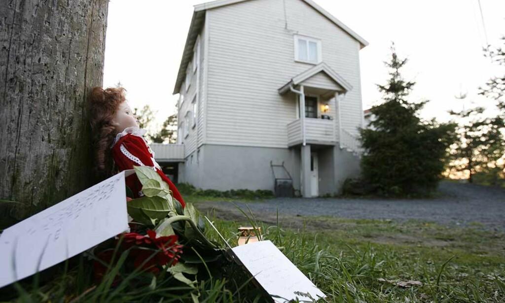 DREPT: Fem år gamle Alexandra døde av skadene hun ble påført med slegge  av faren (29). I dag morges ble 29-åringen funnet død i fengselscella. Foto: Scanpix
