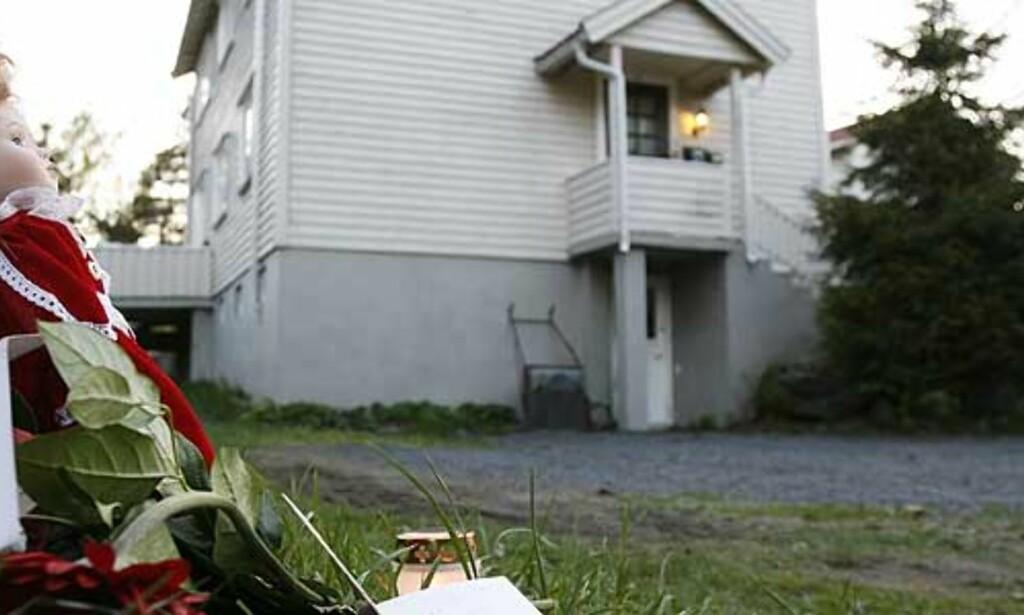 image: Drepte datteren -  begikk selvmord i fengselet