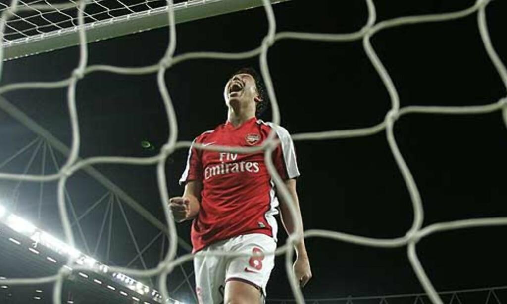 image: Arsenal har ikke lenger Hull i hodet