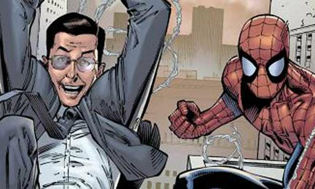 image: Stephen Colbert blir presidentkandidat