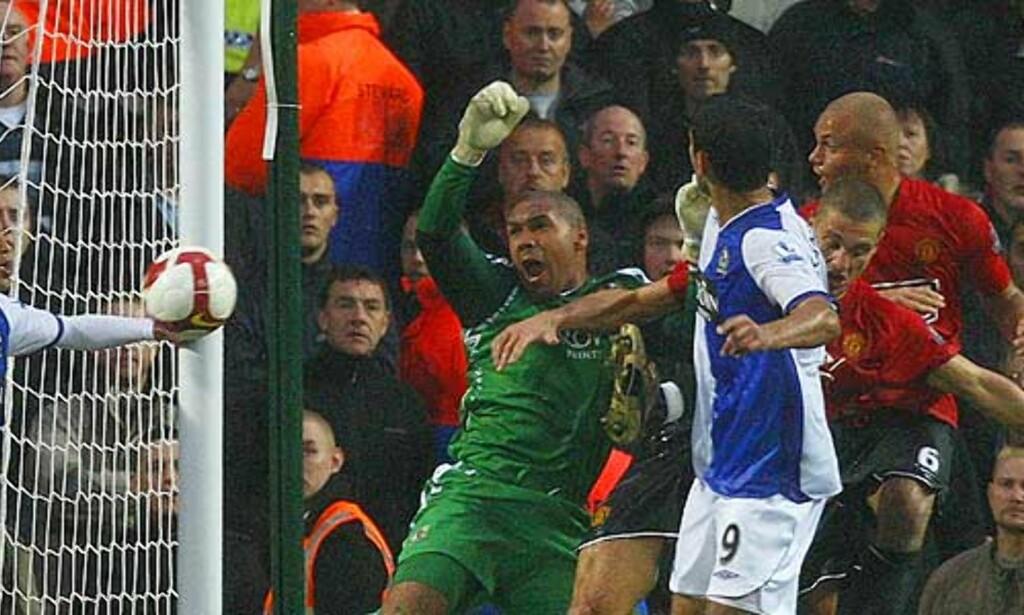 image: United cruiset til seier over Blackburn