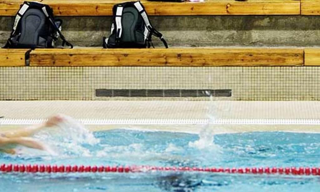 image: Gir mer til svømmehaller