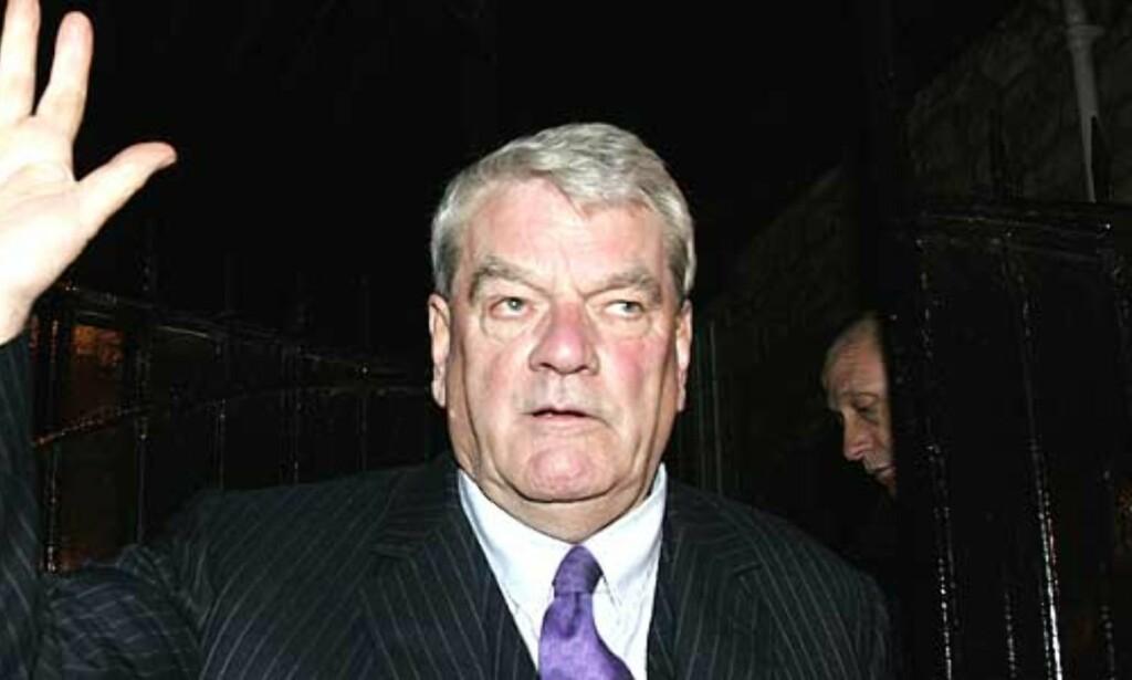 image: David Irving kommer ikke