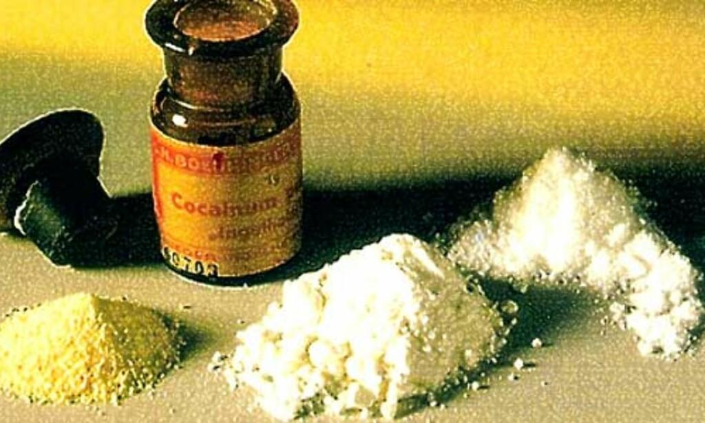 image: Betty (77) tatt med kokain verdt tre minstepensjoner