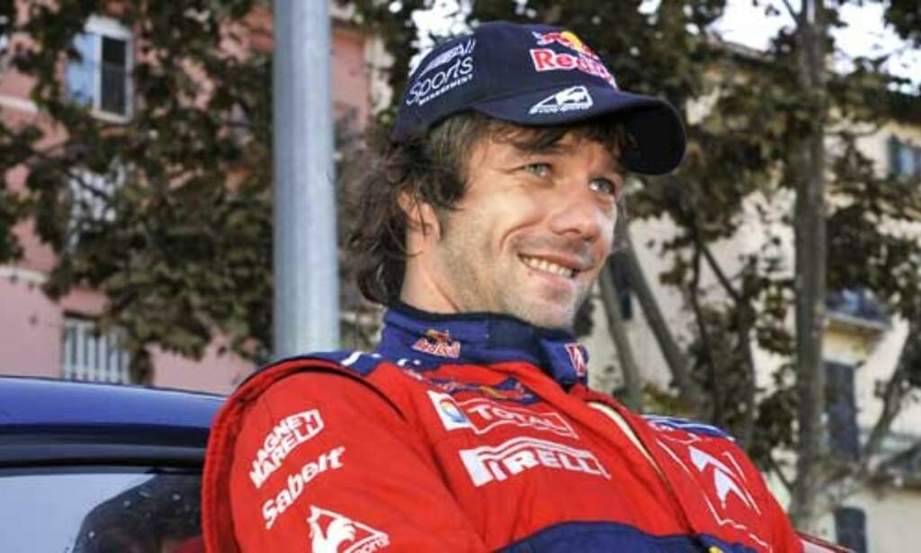 image: Suveren Loeb vant på Korsika