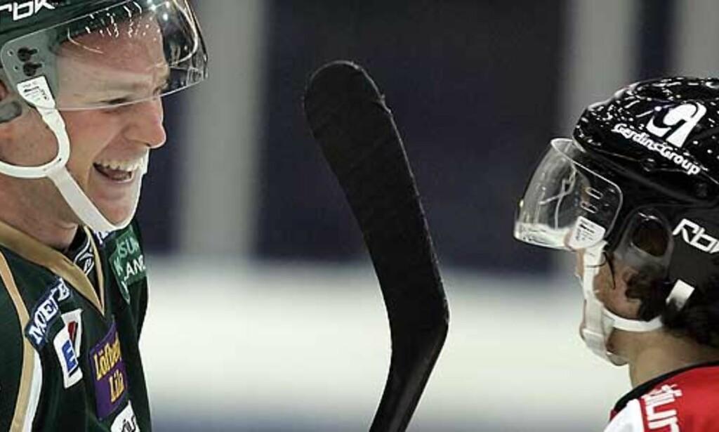 image: Mer norsk hockeyjubel i Sverige