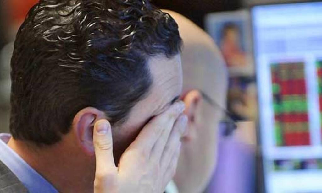 image: New York-børsene ned igjen