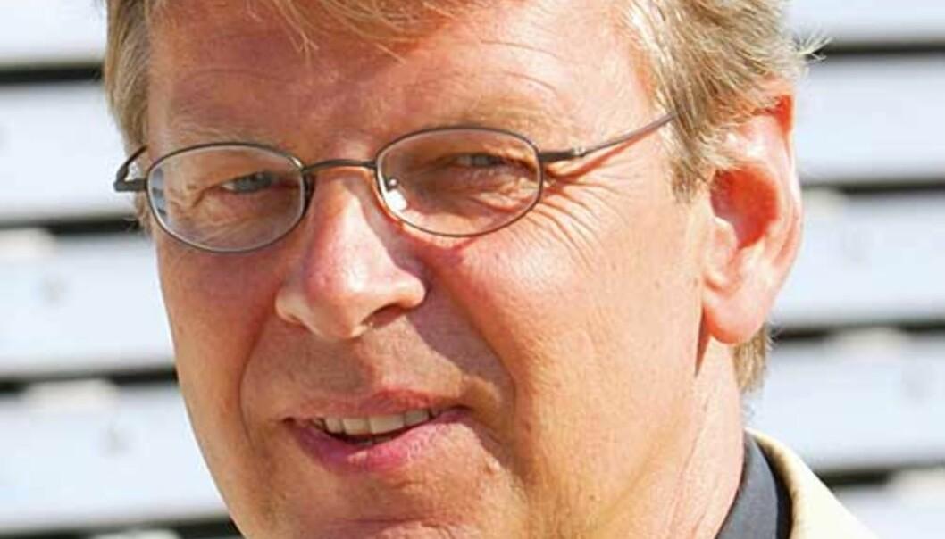 <strong><b>MORTEN WETLAND:</strong></b> Venn av Bjerke og Stoltenberg. Tidligere statsekretær ved Statsministerens kontor. FN-ambassadør. FOTO: KNUT FALCH/ SCANPIX
