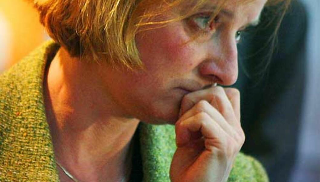 <strong><b>HANNE HARLEM:</strong></b> Nær venn av Bjerke og Stoltenberg. Tidligere direktør i Hydro og tidligere justisminister. FOTO: HEIKO JUNGE/ SCANPIX