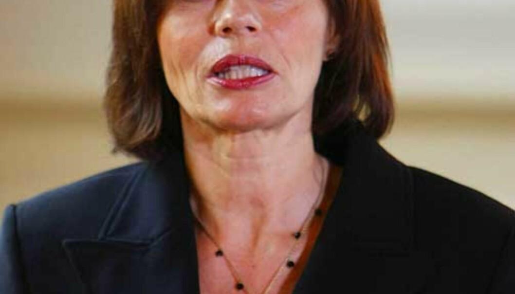 <strong><b>SIRI BJERKE:</strong></b> Bjerkes søster. Har vært miljøvernminister, direktør i NHO og Innovasjon Norge. FOTO: MORTEN HOLM/ SCANPIX