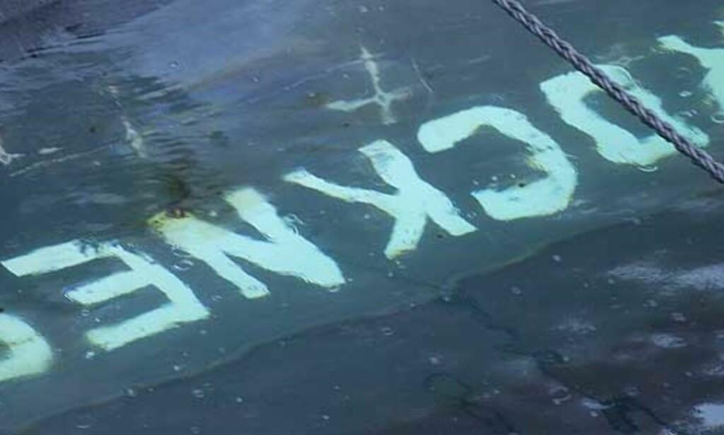 image: Oljesøl fem år etter Rocknes
