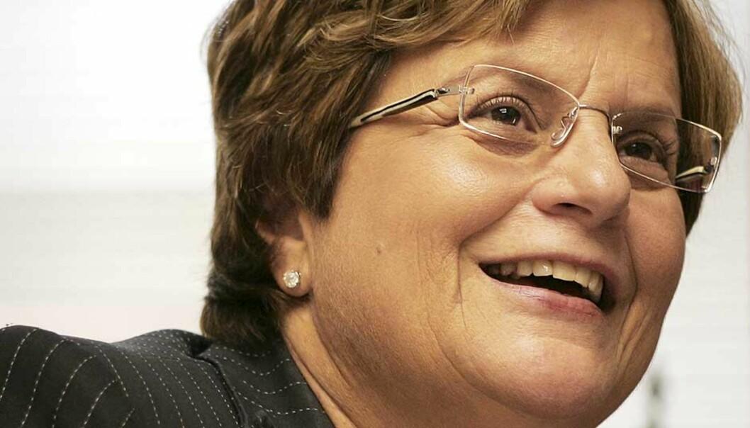 <strong><b>SKEPTISK:</strong></b> Ileana Ros-Lehtinen ville ikke være lett å lure. Foto: Lawrence Jackson/AP/Scanpix