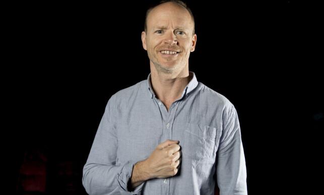MULIG STORTINGSPOLITIKER? Heller ikke Harald Eia har blitt spurt om han vil stå på stortingsvalglista til Samfunnspartiet. Foto: Jon Olav Nesvold / NTB scanpix