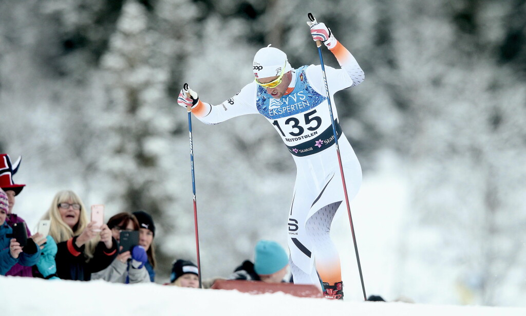 STÅR TROLIG OVER: Petter Northug blir mest sannsynlig ikke å se i årets Tour de Ski. Foto: Bjørn Langsem / Dagbladet