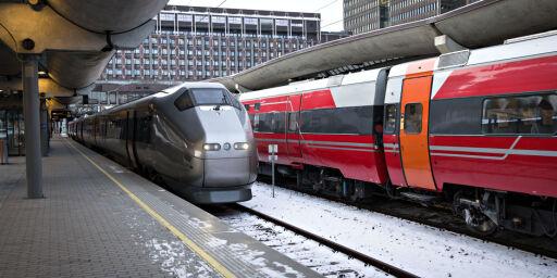 image: «Lover» togforsinkelser helt fram til 2019