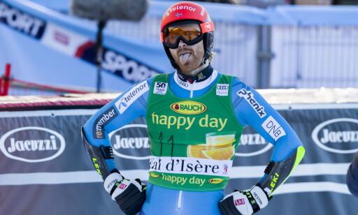 FJERDEPLASS: Leif Kristian Haugen noterte seg for sin beste verdenscupplassering noensinne. Foto: Cornelius Poppe / NTB scanpix