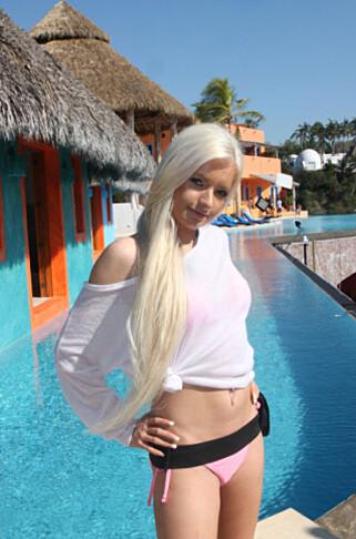 REALITYDELTAKER: Slik så Iselin ut da hun sjekket inn på TV3s realityhotell i 2012. Foto: Sølve Hindhamar.