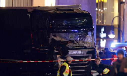 image: Mistet kontakt med lastebilen. Kryptiske GPS-signaler tyder på øvelseskjøring før angrepet