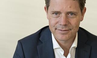 GENERALSEKRETÆR: Bernt Apeland.
