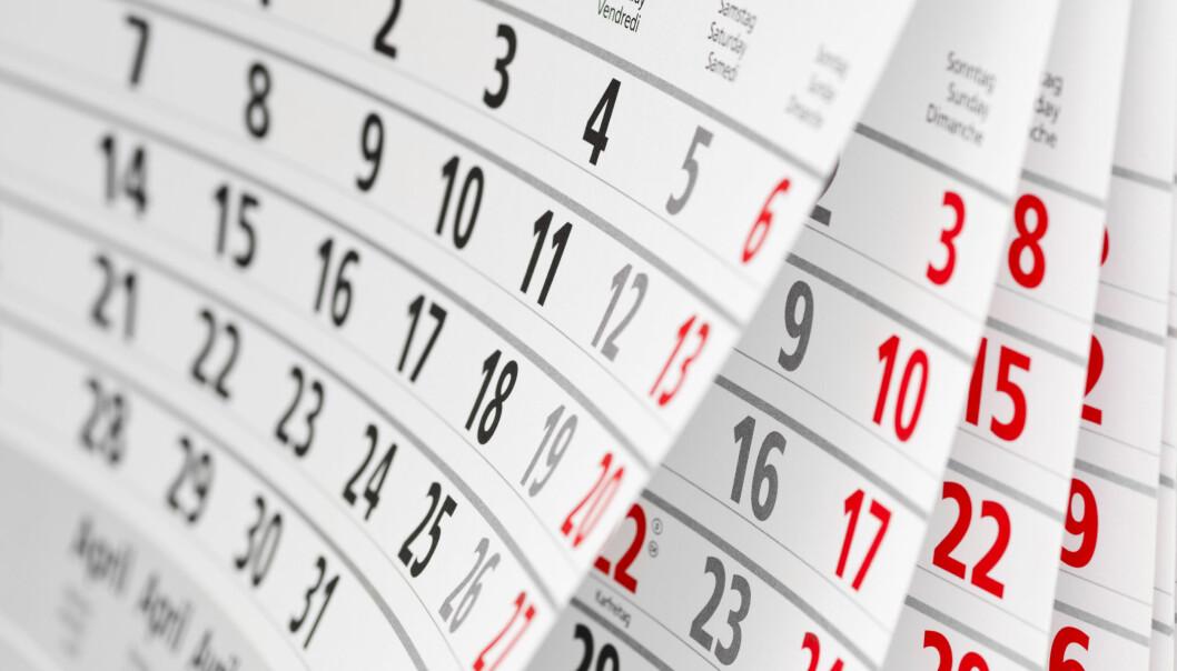 <strong>START PLANLEGGINGEN NÅ:</strong> For å få maks ut av kombinasjonen høytids- og helligdager og dine tilmålte feriedager, bør du starte planleggingen allerede nå. Foto: Shutterstock/NTB Scanpix