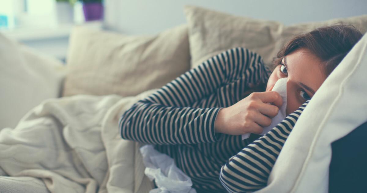 hva er forskjellen på forkjølelse og influensa