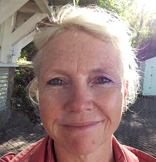 TEKSTER: Leder for Tekster- og Oversetterforeningen i NRK (TOF), Marianne Hagen.