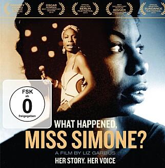 UTE PÅ DVD; SSDokumentarfilmen om Nina Simone.