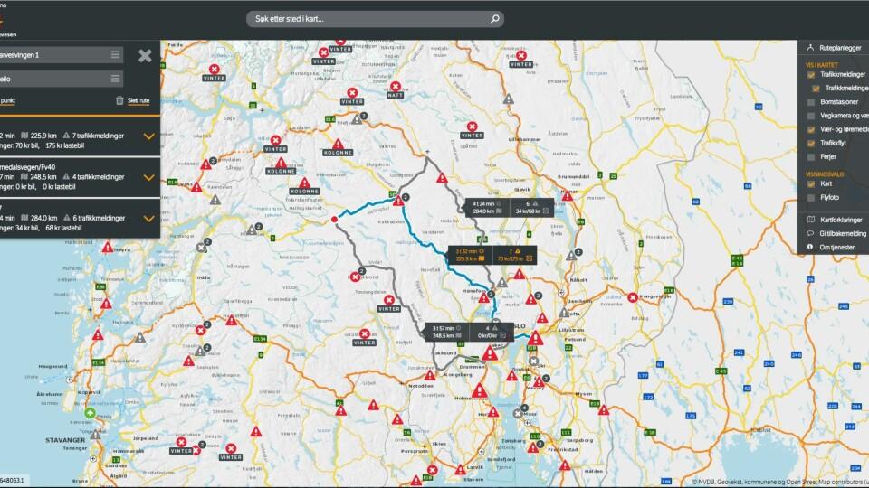 Hjelper Deg Pa Veien Vegvesenets Trafikk Tjeneste Hjelper Deg A