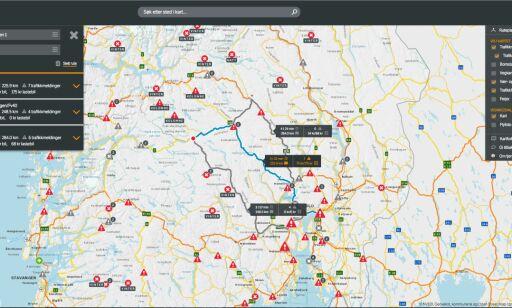 image: Denne norske trafikk-tjenesten må du sjekke ut