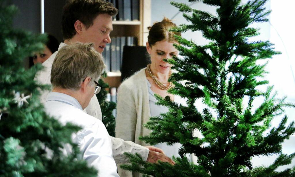 image: Vi har testet seks juletrær til under tusen kroner som aldri visner