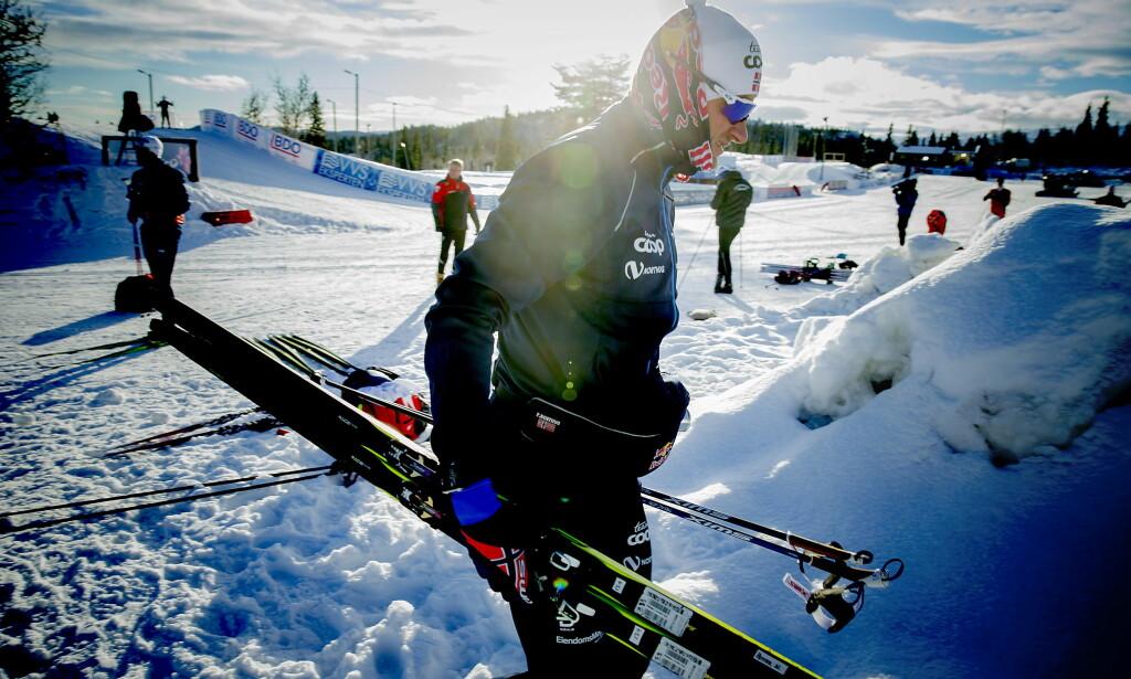 MISTER TOUR DE SKI: Petter Northug. Foto: Bjørn Langsem