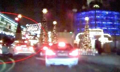 image: Her kjører lastebilen inn i julemarkedet i Berlin