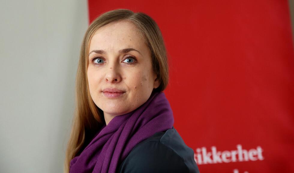 KRITISK: Rådgiver Mona Reigstad Dabour i Noas er sterkt kritisk til at norske myndigheter har gitt avslag til 80 enslige mindreårige asylsøkere fra Afghanistan som ikke kan returneres. FOTO: Ingar Storfjell