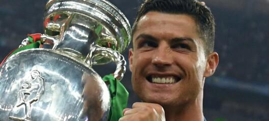 Nå vet Cristiano Ronaldo (31) hva han skal gjøre etter karrieren. Stikkord: Hollywood