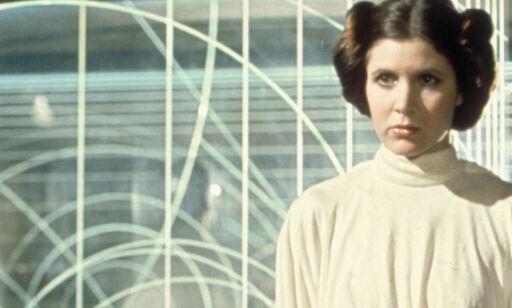 image: «Star Wars»-stjernen fikk hjertestans på fly