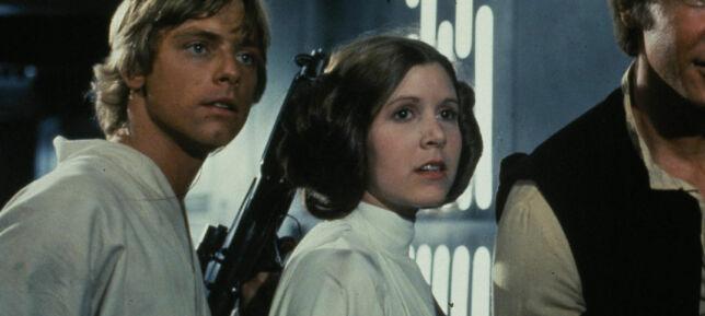 image: «Star Wars»-skuespiller Carrie Fisher er død