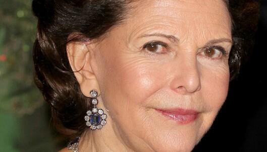 Dronning Silvia ute av sykehuset