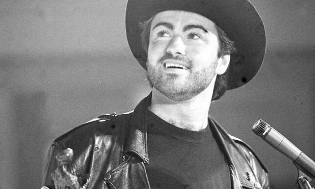 PRISVINNER: I 1989 mottok George Michael blant annet pris for årets internasjonale hit.