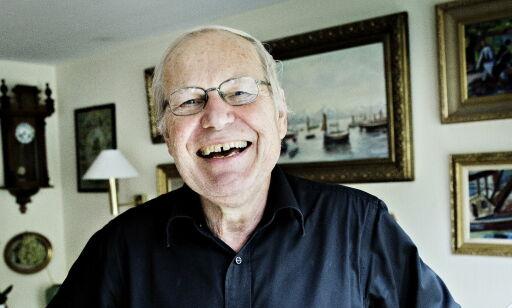 image: Arne Scheie om livet som pensjonist: - Jeg lever som en greve, det er helt fantastisk