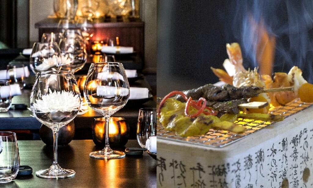 Åpnet i det stille: Eierne bak Sawan, som holder til i en herskapelig villa på Frogner, har åpnet restauranten Nomads i de gamle lokalene til Fauna ved Solli plas i Oslo. Foto: Sawan.no