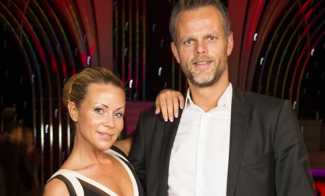 <strong>SAMMEN IGJEN:</strong> Lene Alexandra Øien og Børge Kraft-Pettersen ble i år sammen for tredje gang. Foto: Tor Lindseth