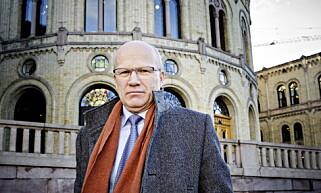 Oslo, 20161117. Hårek Elvenes (H). Foto: Nina Hansen / Dagbladet