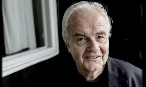 RESPEKT: Forfatter Ketil Bjørnstad mener man bør vise respekt når man som forfatter skriver om virkelige personer. Foto: Lars Eivind Bones