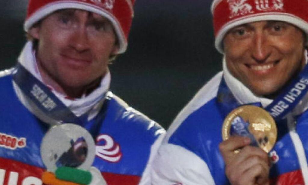 image: Russisk byrå: - Legkov og Vylegzjanin utestengt, mister Tour de Ski
