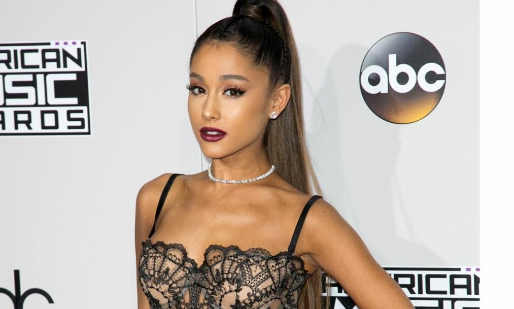 OPPGJØR: Popstjerna Ariana Grande har levert hit på hit de siste åra. Nå bruker hun sine kanaler i sosiale medier for å ta et oppgjør med noe kvinner over hele verden opplever daglig - trakassering og sexisme. Foto: Brian To/REX/Shutterstock, NTB scanpix