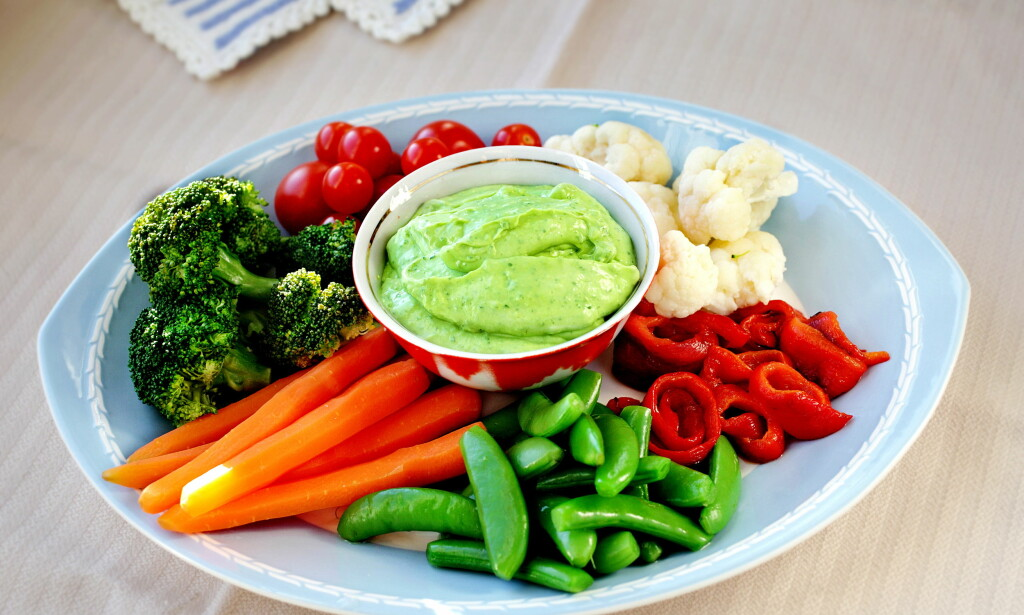 Her er maten med færrest kalorier. Foto: Mette Møller / Dagbladet