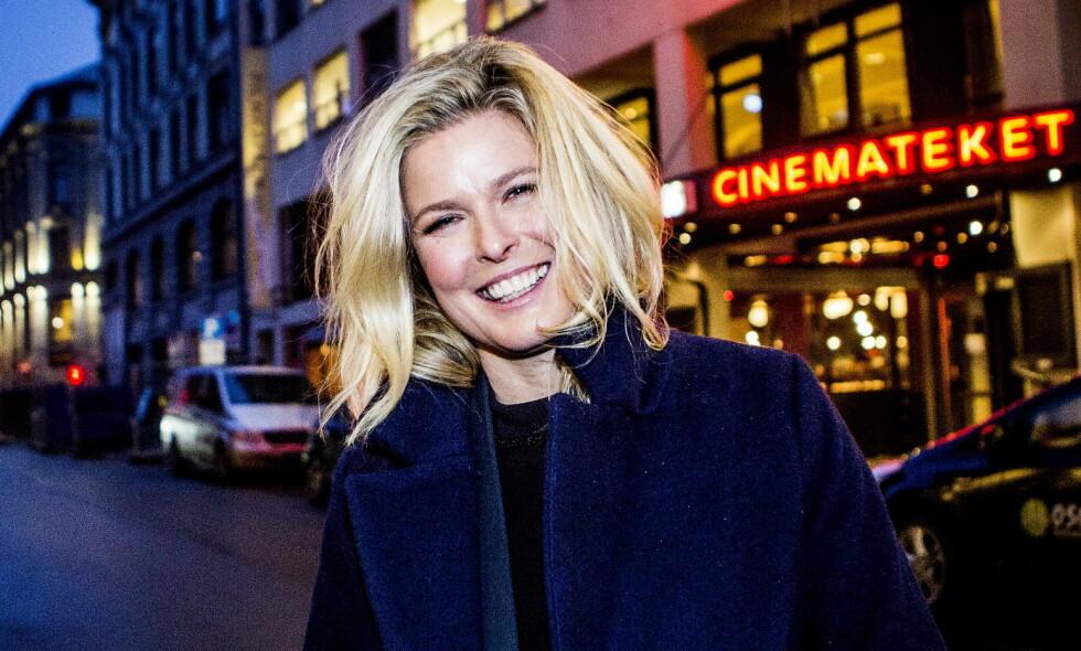 UT I NATUREN: Supermodell Vendela Kirsebom deltar i kjendisutgaven av «Farmen». Hun nølte ikke et sekund da hun ble spurt om å være med. Foto: Christian Roth Christensen / Dagbladet
