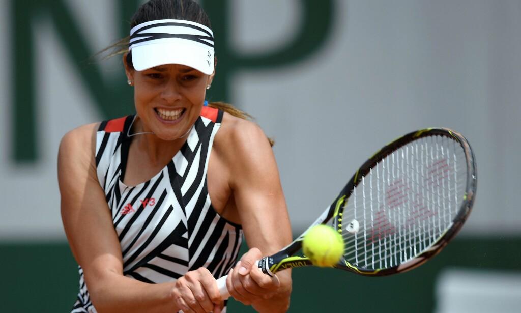 STOR KARRIERE: Serbiske Ana Ivanovic legger opp etter en innholdsrik karriere. Foto: NTB Scanpix